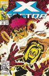 Cover for X-Factor (Marvel, 1986 series) #82 [Direct Edition]