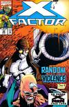 Cover for X-Factor (Marvel, 1986 series) #88 [Direct Edition]