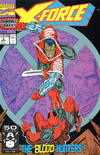 Cover for X-Force (Marvel, 1991 series) #2 [Direct]