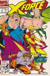 Cover for X-Force (Marvel, 1991 series) #5 [Direct]