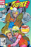 Cover for X-Force (Marvel, 1991 series) #7 [Direct]