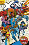 Cover for X-Force (Marvel, 1991 series) #8 [Direct]