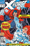 Cover for X-Force (Marvel, 1991 series) #10 [Direct]