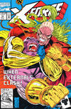 Cover for X-Force (Marvel, 1991 series) #12 [Direct]