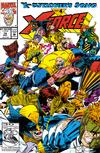 Cover for X-Force (Marvel, 1991 series) #16 [Direct]
