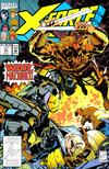 Cover for X-Force (Marvel, 1991 series) #21 [Direct]