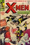 Cover for The X-Men (Marvel, 1963 series) #1