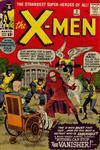 Cover for The X-Men (Marvel, 1963 series) #2