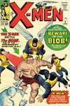 Cover for The X-Men (Marvel, 1963 series) #3 [Regular Edition]