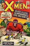 Cover for The X-Men (Marvel, 1963 series) #4