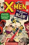 Cover for The X-Men (Marvel, 1963 series) #7