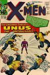 Cover for The X-Men (Marvel, 1963 series) #8