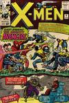 Cover for The X-Men (Marvel, 1963 series) #9