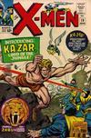 Cover for The X-Men (Marvel, 1963 series) #10