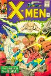 Cover for The X-Men (Marvel, 1963 series) #15