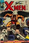 Cover for The X-Men (Marvel, 1963 series) #19