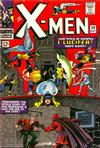 Cover for The X-Men (Marvel, 1963 series) #20