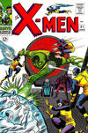 Cover for The X-Men (Marvel, 1963 series) #21