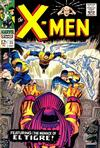 Cover for The X-Men (Marvel, 1963 series) #25
