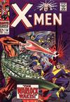 Cover for The X-Men (Marvel, 1963 series) #30