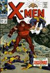 Cover for The X-Men (Marvel, 1963 series) #32