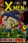 Cover for The X-Men (Marvel, 1963 series) #35