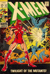 Cover for The X-Men (Marvel, 1963 series) #52