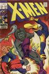 Cover for The X-Men (Marvel, 1963 series) #53
