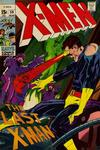 Cover for The X-Men (Marvel, 1963 series) #59 [Regular Edition]