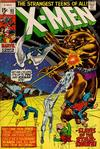 Cover for The X-Men (Marvel, 1963 series) #65