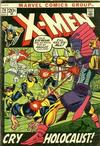 Cover for The X-Men (Marvel, 1963 series) #74