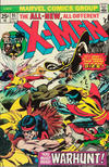 Cover for The X-Men (Marvel, 1963 series) #95