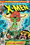 Cover for The X-Men (Marvel, 1963 series) #101