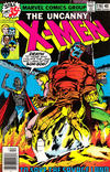 Cover for The X-Men (Marvel, 1963 series) #116 [Regular Edition]