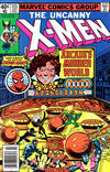 Cover Thumbnail for The X-Men (1963 series) #123 [Newsstand]