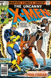 Cover Thumbnail for The X-Men (1963 series) #124 [Newsstand]