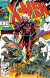 Cover for X-Men (Marvel, 1991 series) #2 [Direct Edition]