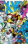 Cover for X-Men (Marvel, 1991 series) #3 [Direct]