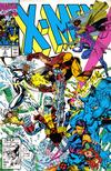 Cover for X-Men (Marvel, 1991 series) #3 [Direct]