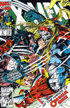 Cover for X-Men (Marvel, 1991 series) #5 [Direct Edition]