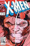 Cover for X-Men (Marvel, 1991 series) #7 [Direct]