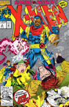 Cover for X-Men (Marvel, 1991 series) #8 [Direct Edition]