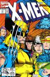 Cover for X-Men (Marvel, 1991 series) #11 [Direct Edition]