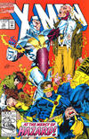 Cover for X-Men (Marvel, 1991 series) #12 [Direct Edition]