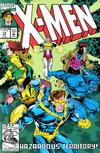 Cover for X-Men (Marvel, 1991 series) #13 [Direct Edition]