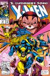 Cover for X-Men (Marvel, 1991 series) #14 [Direct Edition]