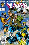 Cover for X-Men (Marvel, 1991 series) #16 [Direct]