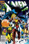 Cover for X-Men (Marvel, 1991 series) #17 [Newsstand Edition]