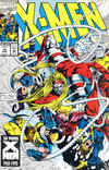 Cover for X-Men (Marvel, 1991 series) #18 [Direct Edition]