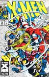 Cover for X-Men (Marvel, 1991 series) #18 [Direct]